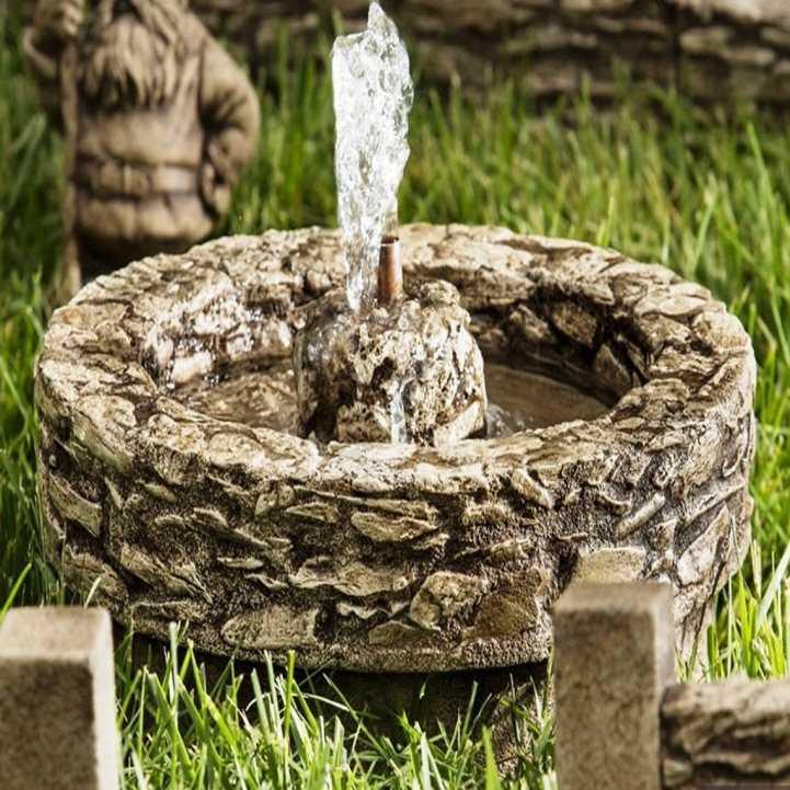 Как сделать водопад для дачи и дома: этапы строительства, советы, фото