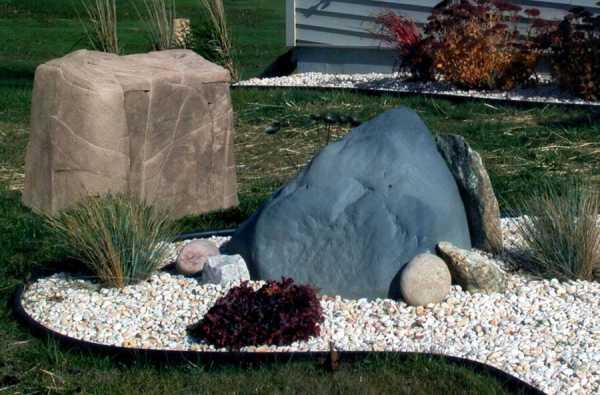 Каменный век, или как правильно выбирать камни для своего сада