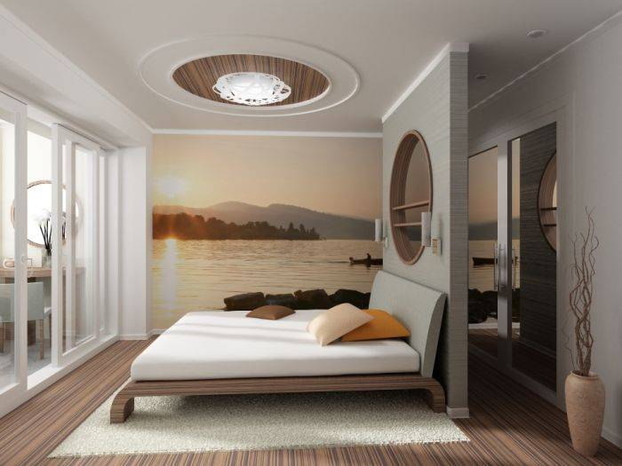 Дизайн маленькой спальни: топ-100 фото идей интерьера спальни