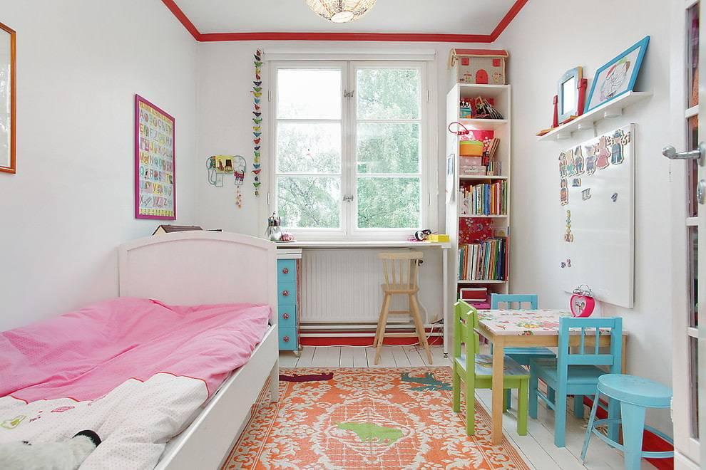 Маленькая детская комната: лучшие идеи для дизайна интерьера (фото, видео)