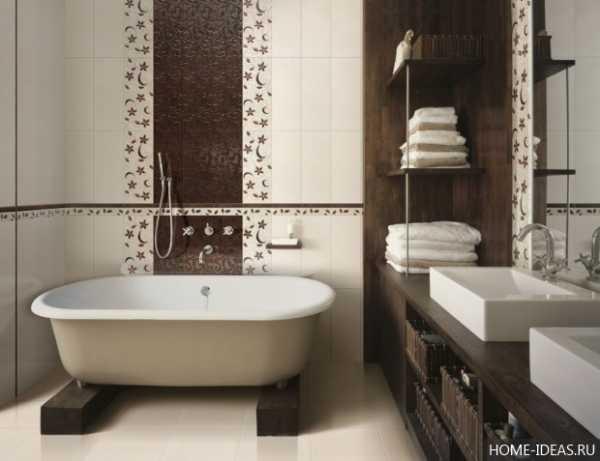 Какой интерьер выбрать для ванной эконом-класса