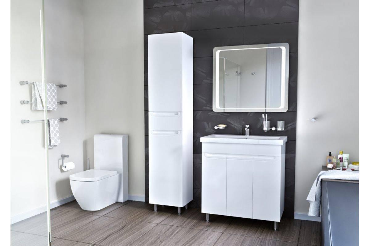 Сантехнический шкафчик в туалете за унитазом: как сделать своими руками