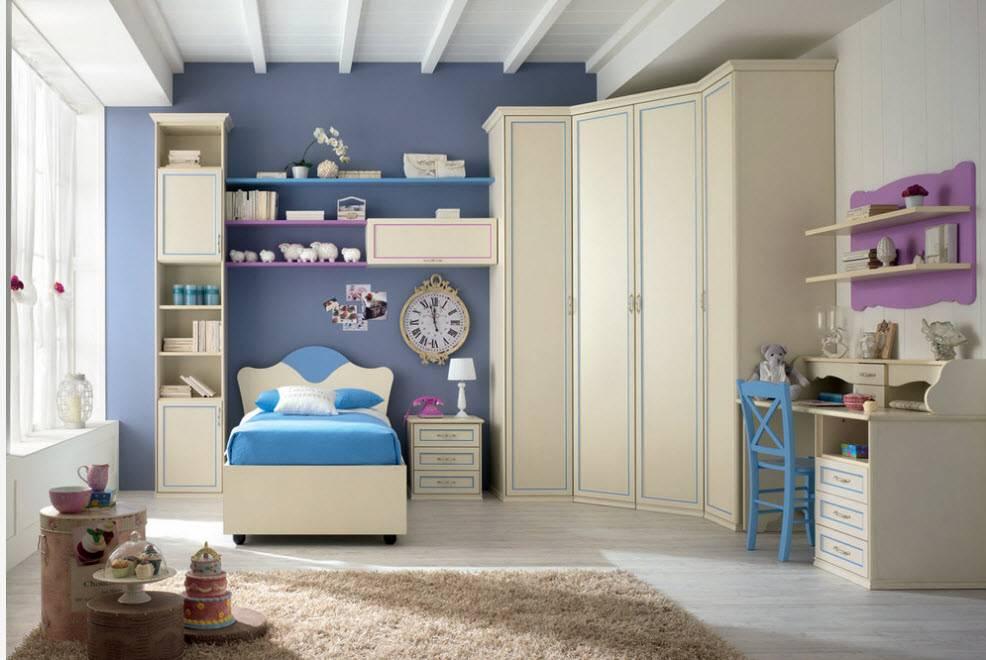 Угловой шкаф в спальню: дизайн-идеи, маленькие и большие, черные и белые