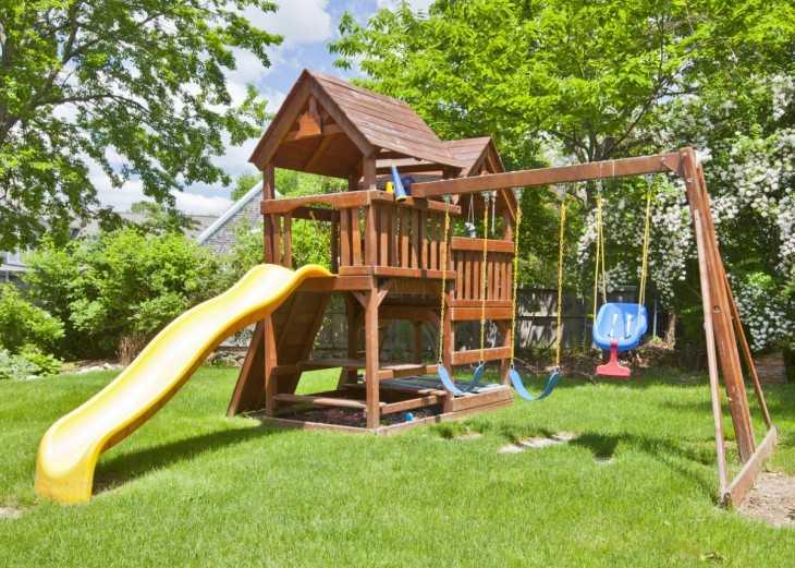 Детский бассейн для дачи — красивый дизайн в удачных участках! +72 фото