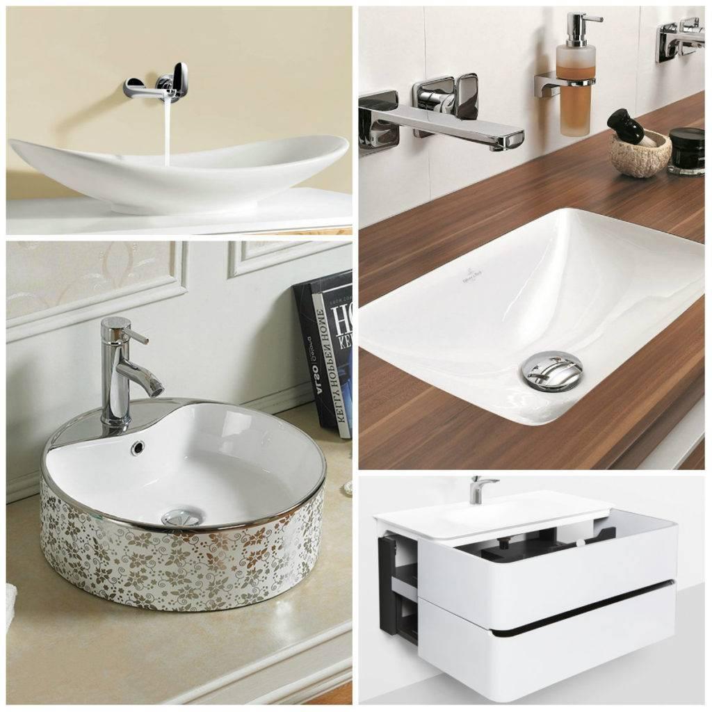 Раковина в ванную комнату: как выбрать - ремонт и дизайн