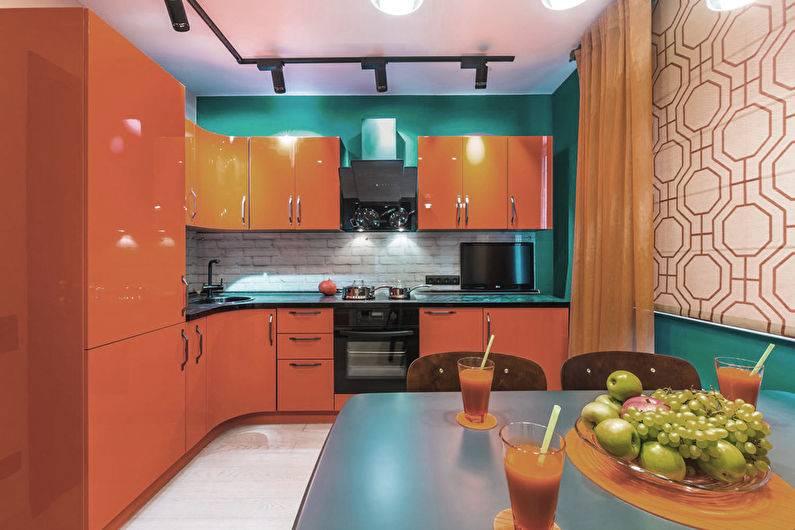 Нежная спальня в персиковом цвете: дизайн и 30 фото