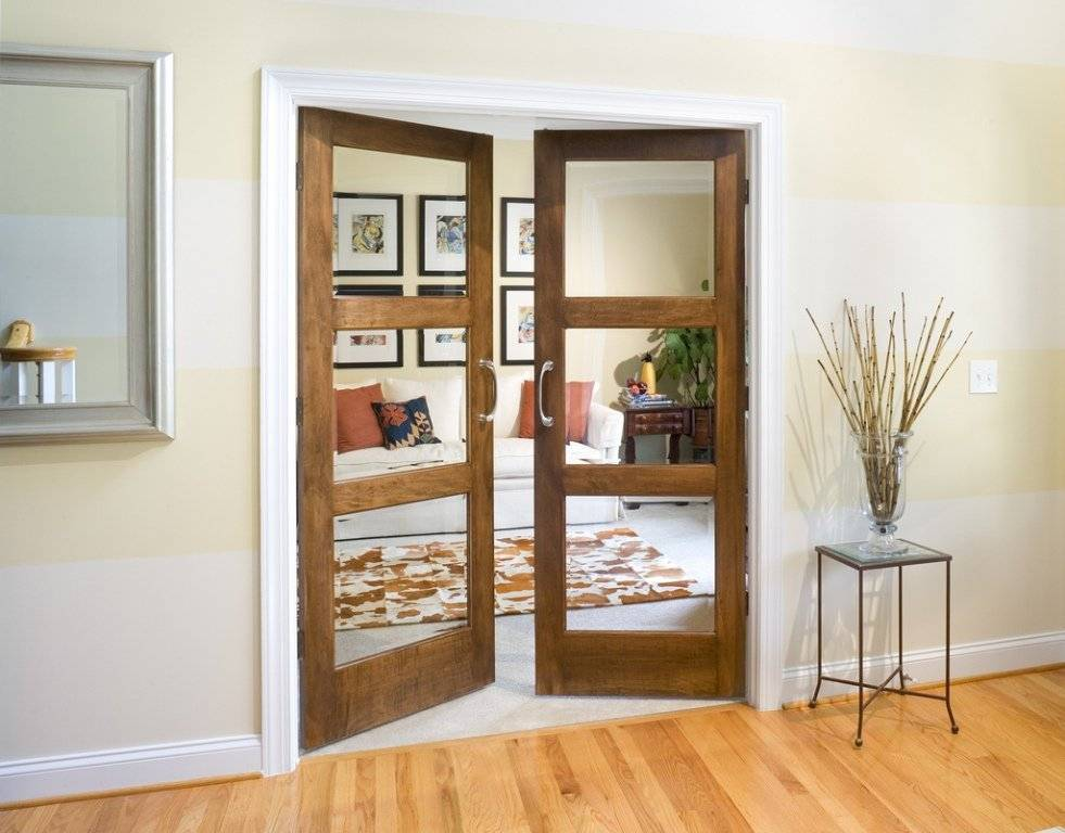 Подбор цвета межкомнатных дверей в светлую квартиру по параметрам