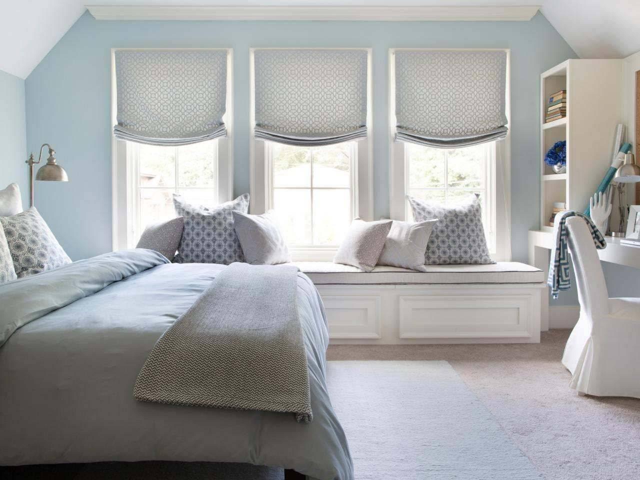 Спальня со светлой мебелью - 70 фото идей дизайна в светлых тонах