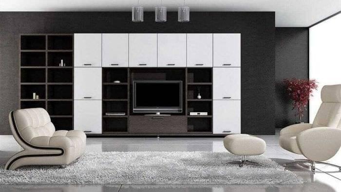 Белая мебель, палитра оттенков, материалы, для каких комнат подойдет