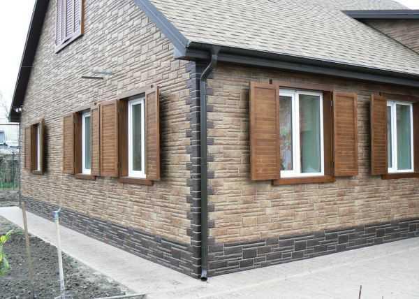 Наружный дизайн дома. обзор фасадов одноэтажных домов