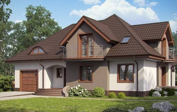 10 лучших видов отделки фасада частного дома
