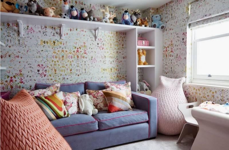 Как подобрать цвет дивана и кресел для гостиной? цветовые планы.