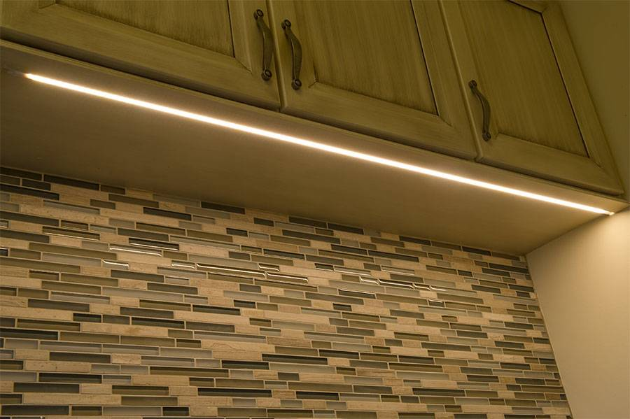 Светодиодная подсветка для кухни от а до я