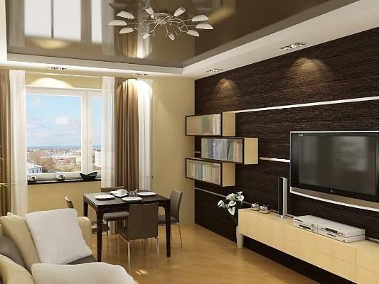 Идеи для гостиной (69 фото): оформление интерьера маленькой комнаты, красивые залы в квартире в современном стиле