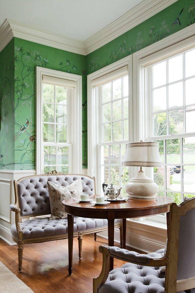 Зеленая гостиная — варианты дизайна и правила сочетания цвета в интерьере (75 фото)