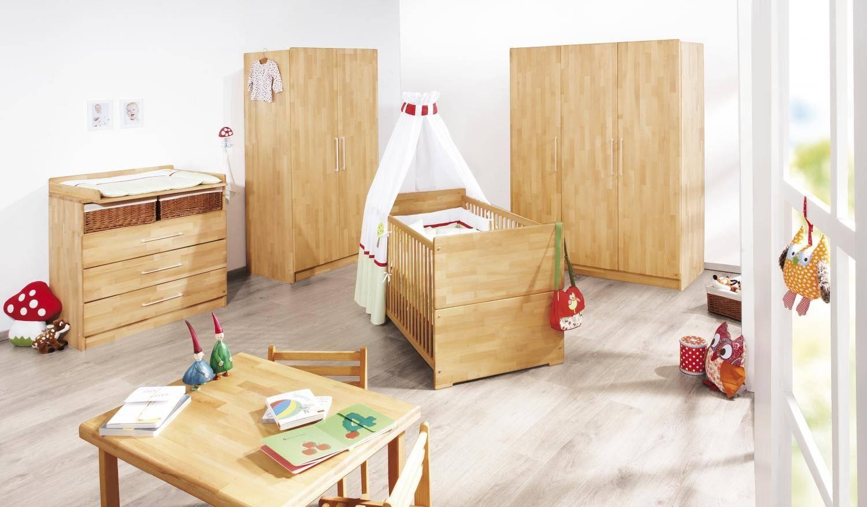 Детская мебель из массива дерева: преимущества и недостатки