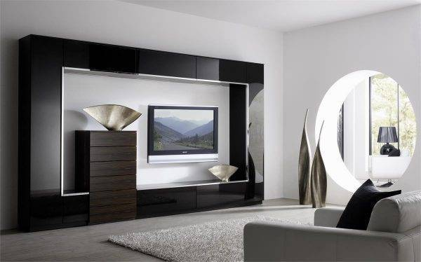 Угловая стенка (44 фото): мини-модель «горка» с вместительным шкафом в маленькую комнату