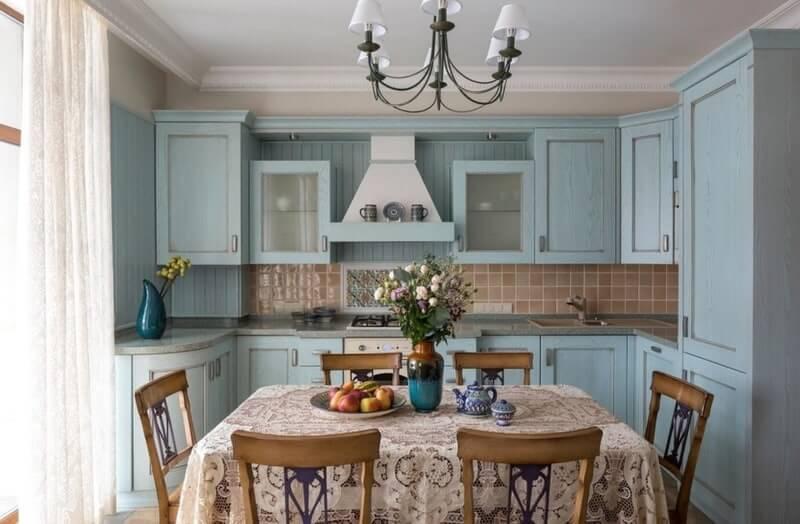 Дизайн кухни в частном доме: 60 фото-идей и 12 подсказок