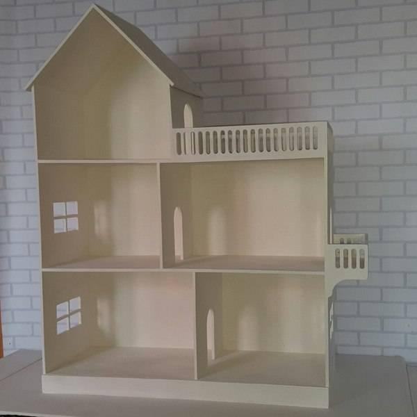 Кукольная мебель своими руками — обустраиваем домик для кукол