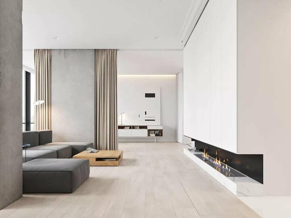 Стиль минимализм в интерьере: комфортно, функционально и красиво