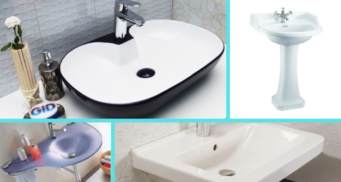 Накладная раковина - 95 фото особого украшения для современной ванной