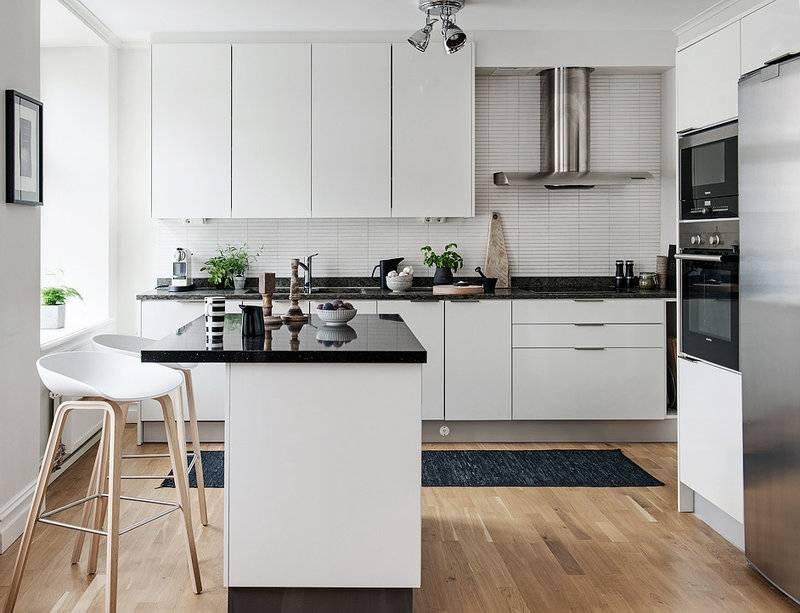 8 подсказок по дизайну большой кухни площадью 19, 20 и 21 кв м