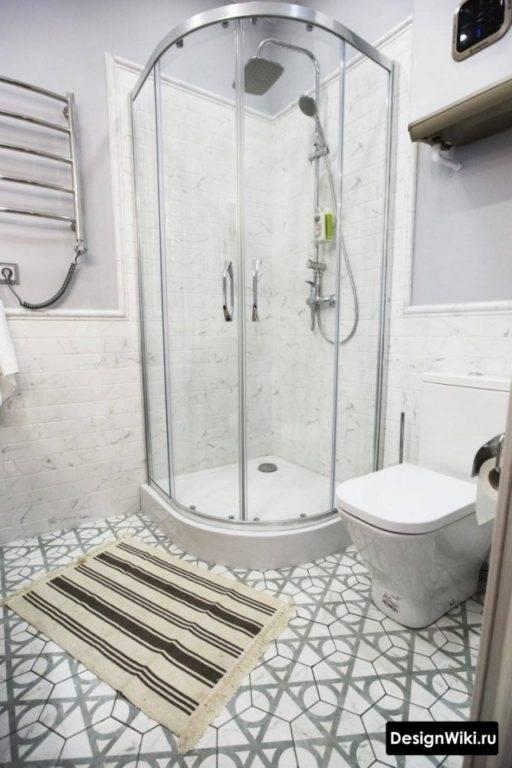 Душевая кабина с ванной - совмещенные боксы и комбинированные ванны