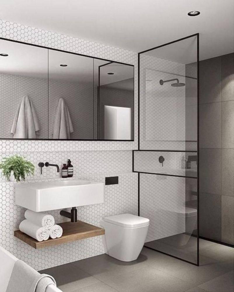 Ванная совмещенная с душевой кабиной или душевой бокс с ванной - 2 в 1 - фото, советы, обзор моделей