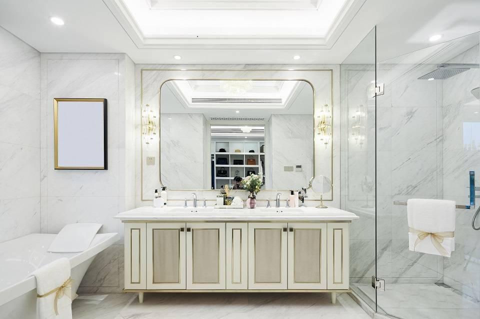 Как оформить ванную в классическом стиле: 5 советов