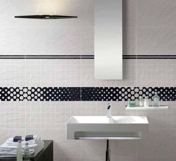 Раскладка плитки в ванной, какие правила надо знать