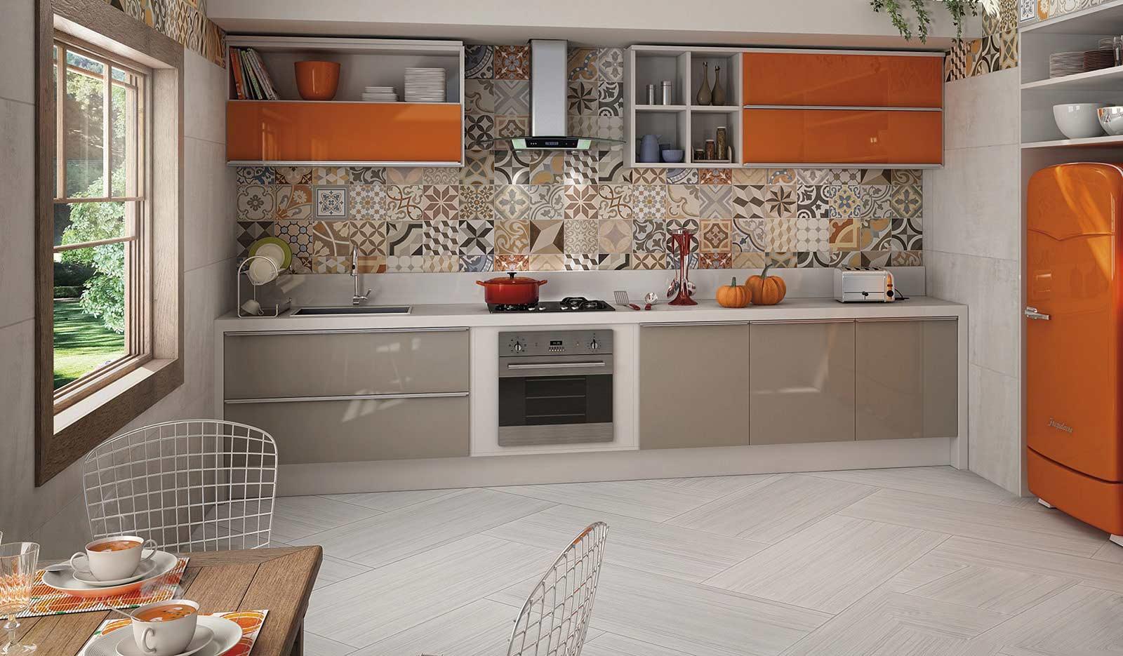 Кухня в стиле пэчворк: 50 классных фото интерьеров и советы по оформлению
