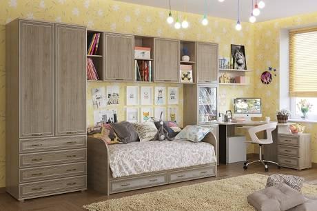 Шкаф в детскую комнату: 105 фото красивых и удобных вариантов для детей