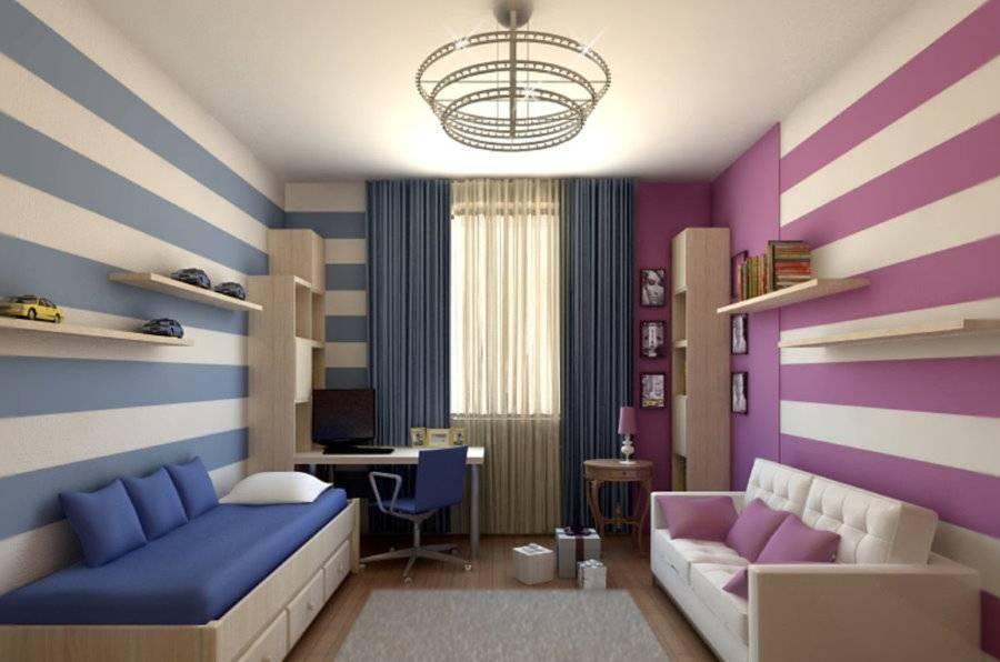 6 стилей и множество вариантов оформления комнаты для двух девочек