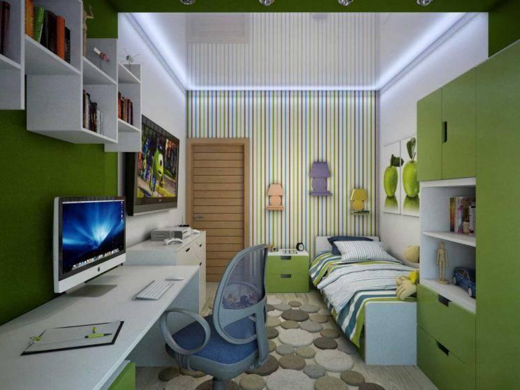Дизайн детской 20 кв. м. - 115 фото правильной планировки и идей совмещения комнат