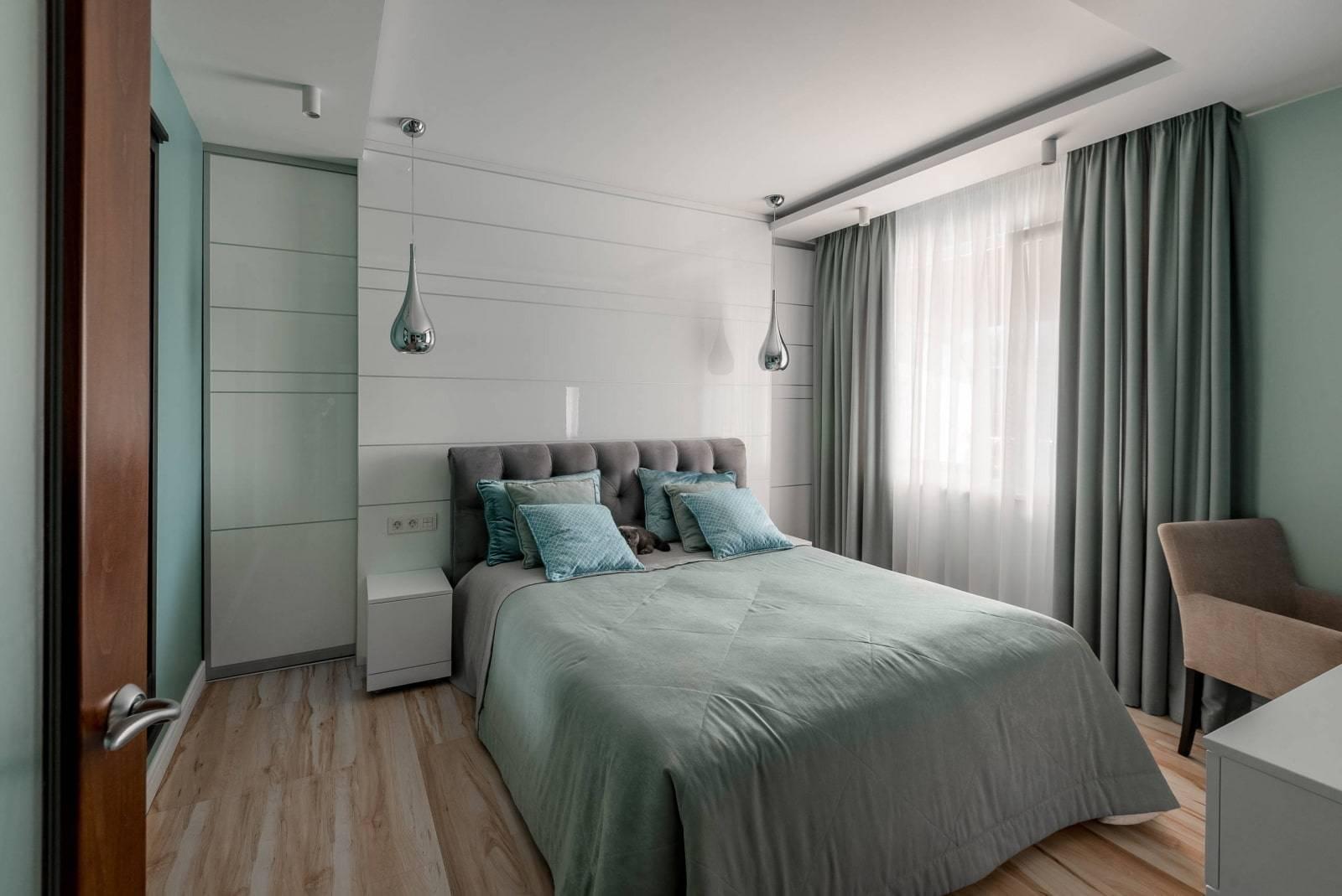 100 лучших идей для красивой спальни: дизайн интерьеров на фото