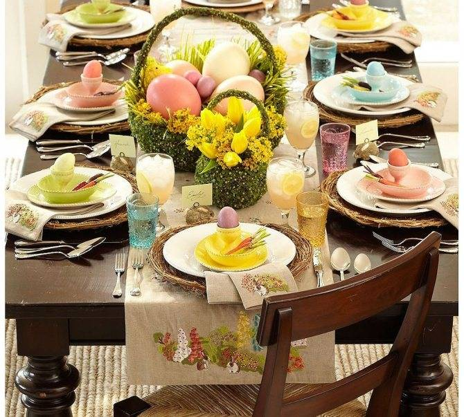 Сервировка праздничного стола: как правильно накрыть и красиво оформить?