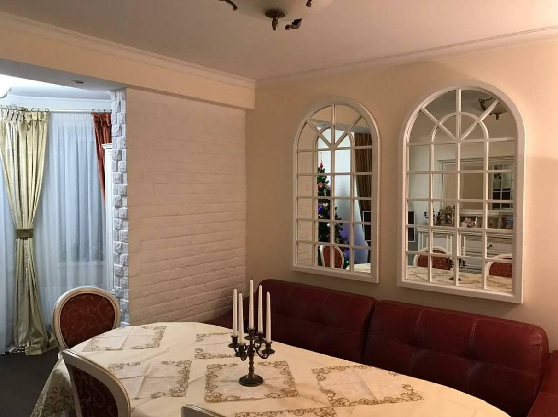 Искусственное окно с подсветкой -