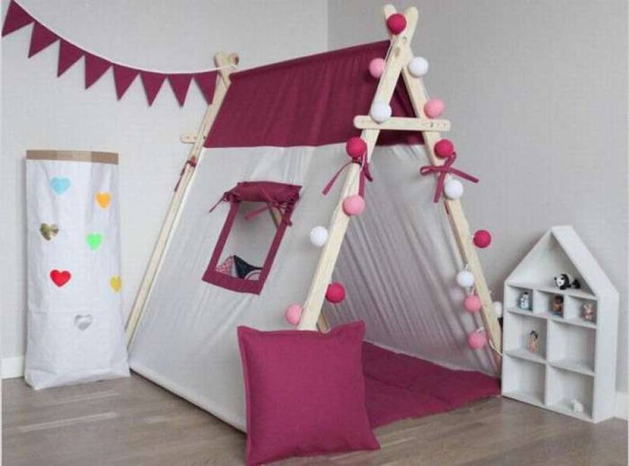 Строим детский домик своими руками: чертежи (80 фото идей)