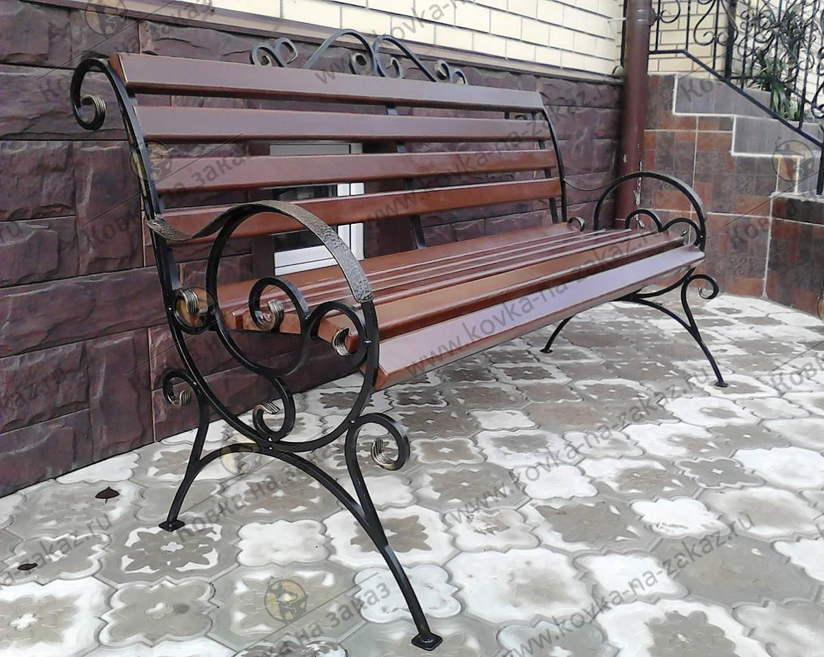 Как сделать скамейку — варианты скамеек от самых простых до уникальных смотрите в обзоре с фото и видео!