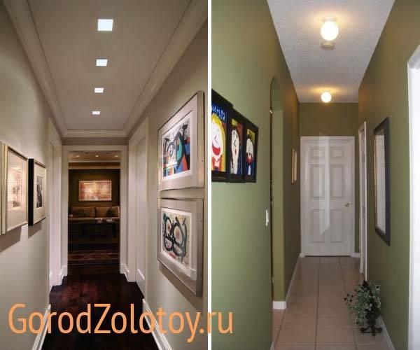 Особенности оформления дизайна коридора и прихожей в городской квартире