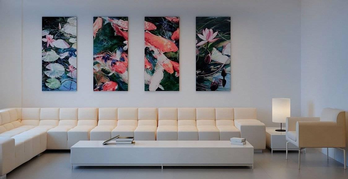 Роспись стен в интерьере (54 фото): оригинальный декор для квартиры - happymodern.ru