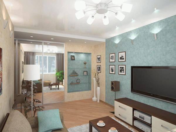 Цвет гостиной - 140 фото правильной цветовой комбинации в гостиной