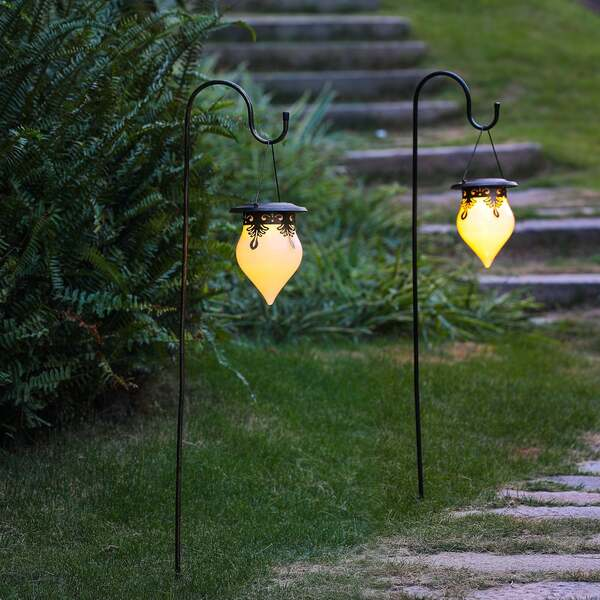 Уличное освещение на солнечных батареях: виды автономных фонарей и варианты применения