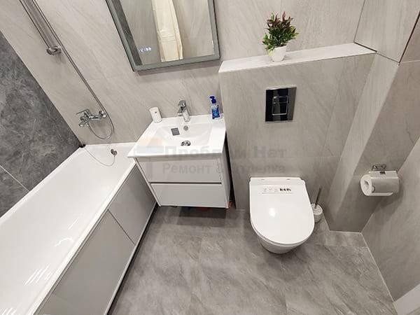 Дизайн и планировка ванной в хрущевке: как уместить все необходимое в маленькое помещение