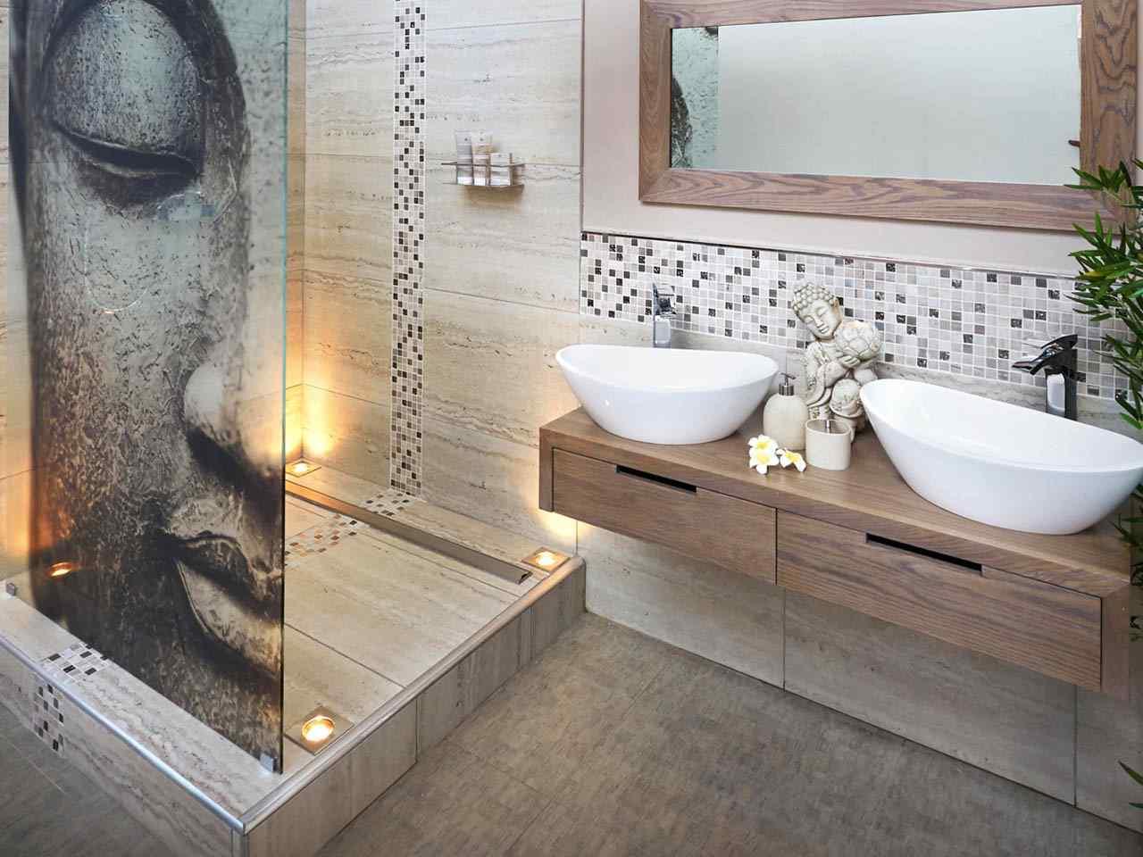 Идеи дизайна ванной — 100 фото вариантов оформления и лучших сочетаний 2021 года