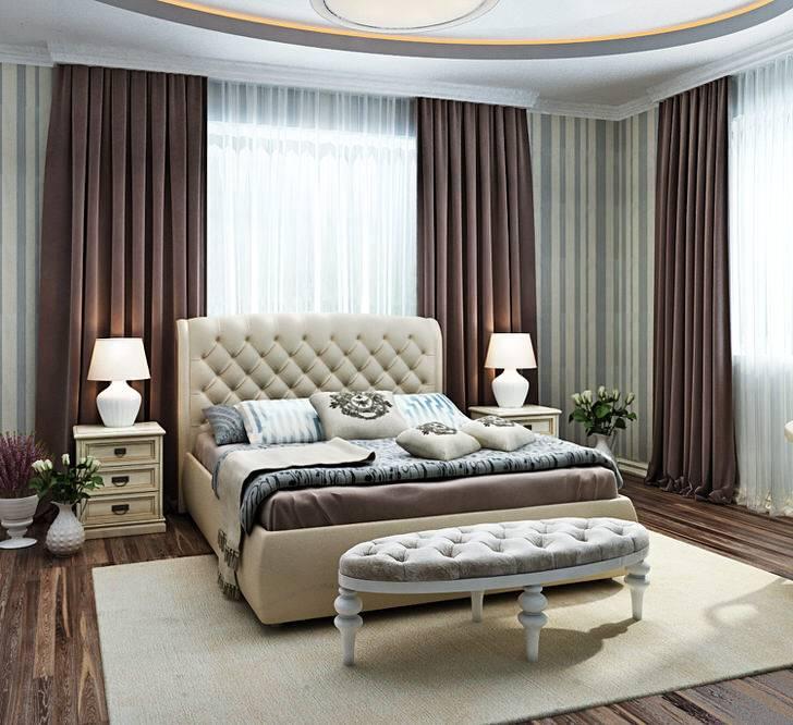 Стиль неоклассика в интерьере: новый дизайн в вашем доме (55 фото+видео)