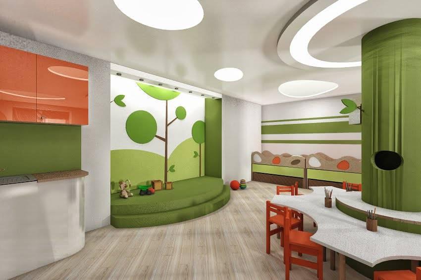Интерьер детской комнаты: 70 фото собразцами дизайна