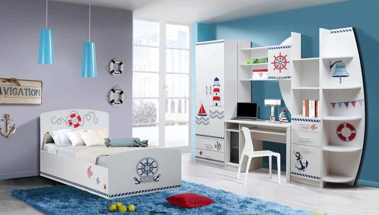 Шкаф в детскую комнату (68 фото): белая модульная мебель для двоих детей, модели вокруг окна для вещей и игрушек малышей