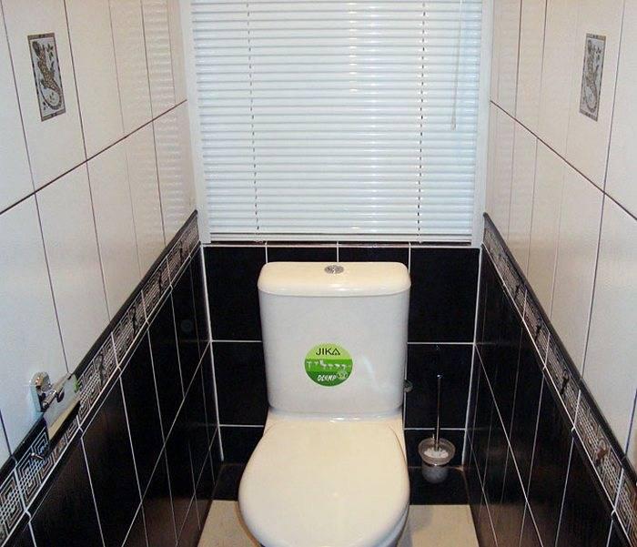 Рольставни в туалет: функции и виды