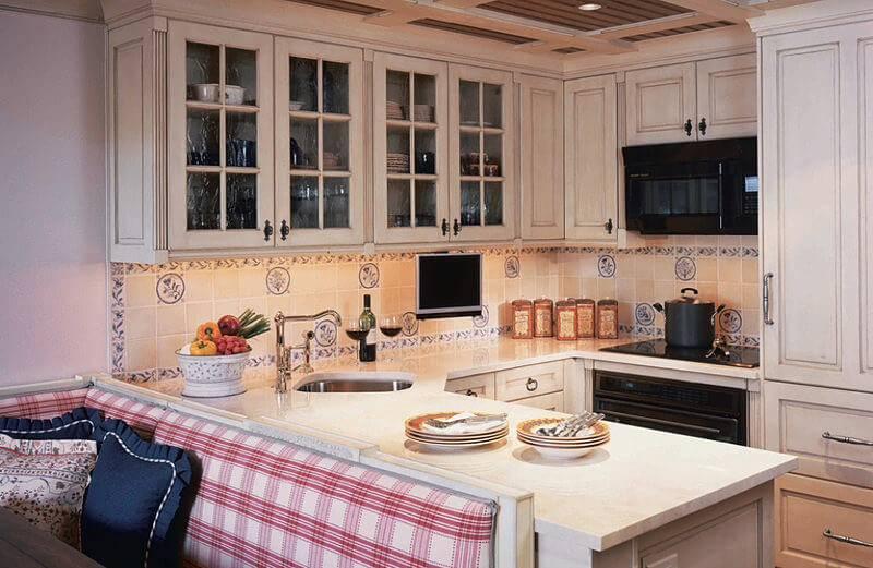 Кухня в скандинавском стиле – фото дизайна интерьера
